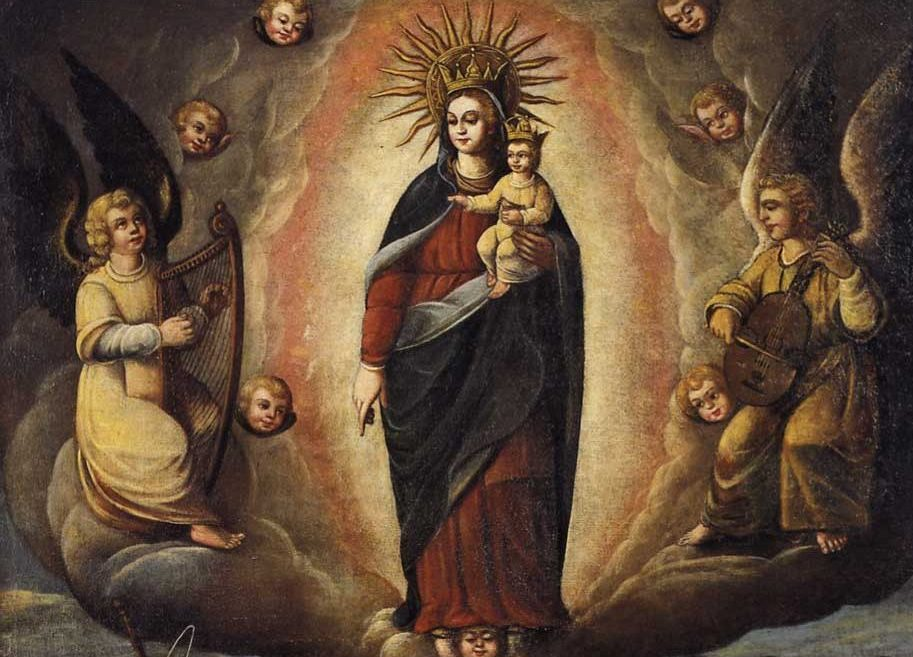 Our Lady of the Pillar of Zaragoza: Serving the Children at