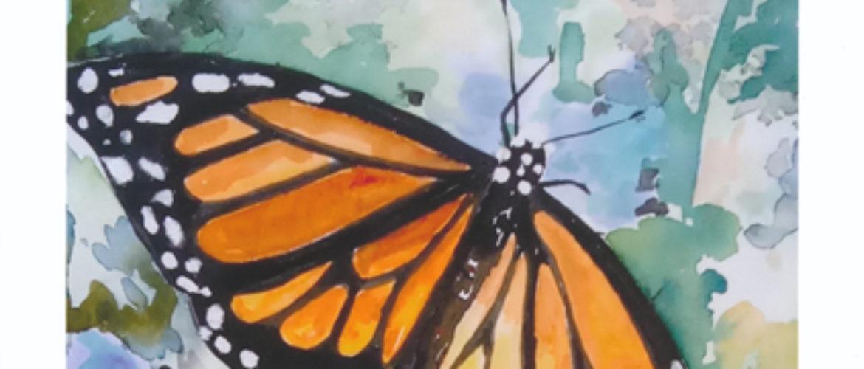 Watercolor original by: Marie Spaeder Haas